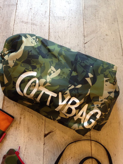 COTTY BAG ¥8,640(税込)