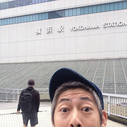 今回関東初出張‼!横浜&東京渋谷なり!!