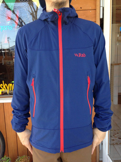 Rab(ラブ) Ventus Jacket (Twillight)