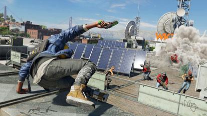 Ähnliche Spiele wie GTA: Watch Dogs 2