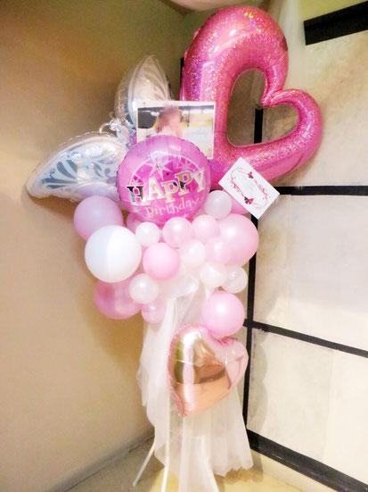バルーンスタンド 風船 誕生日 発表会 ライブ  開店祝い お祝い