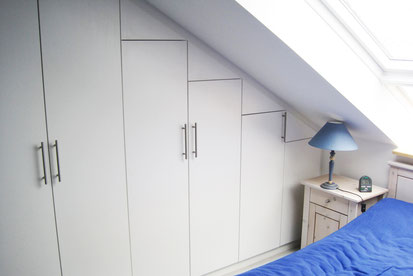 Schlafzimmer Einbaumöbel Innenausbau Schrank Einbauschrank