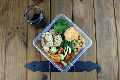 Protein Packed Lunch