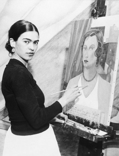 Photo de Frida Kahlo