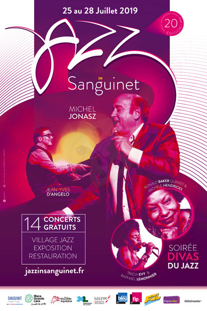 Festival de Jazz in Sanguinet