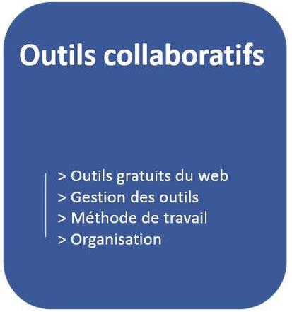 Formation sur les outils collaboratifs de type Google avec Google drive, Google agenda, Doodle, Zoho, gantt project. Comment s'organiser et mettre en place une méthodologie de travail