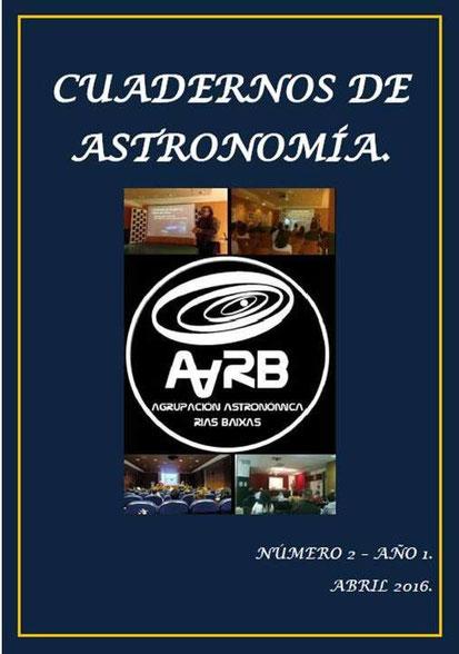 NÚMERO 2 - AÑO 1 - ABRIL DE 2016. Click en la imagen para enlazar con el archivo PDF.