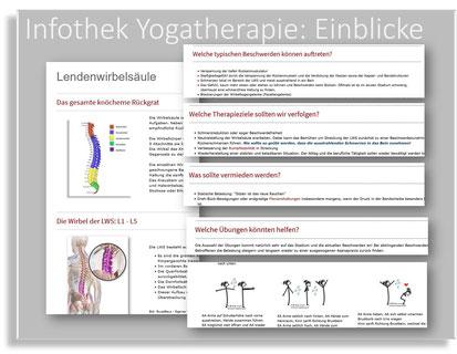 Infothek-Yogatherapie Eindrücke