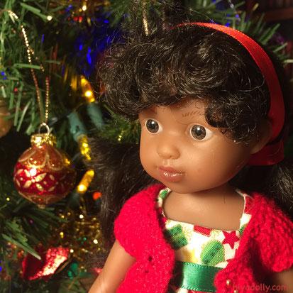 Berenguer Little Girl Doll