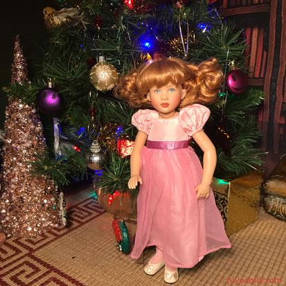 Helen Kish Little Girl Doll