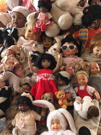 Little Darling doll in Detroit