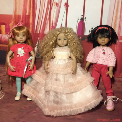 Little Darlings Valentines