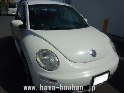 New Beetle front