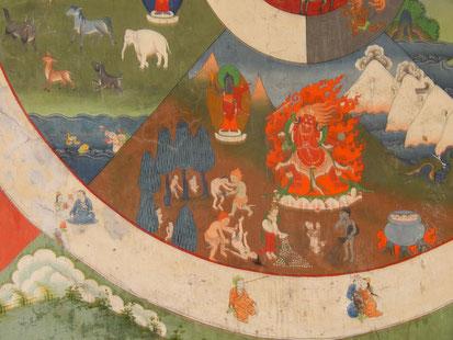 LADAKH, Inde du Nord, JYOTI YOGI