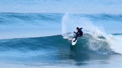 サーフィン画像・壁紙:デスクトップ壁紙・パソコン用【CAN DOサーフィンスクール】福島県いわき市ウエストコースト(岩間海岸)