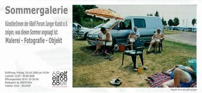 18.07. - 05.09.2008 / 68elf Mediapark 4