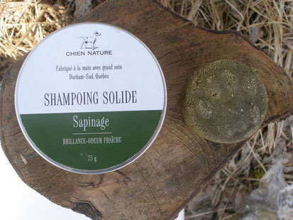 Solid shampoo, chien nature, dog,vegan