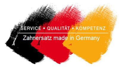 Zahnersatz aus Deutschland Logo