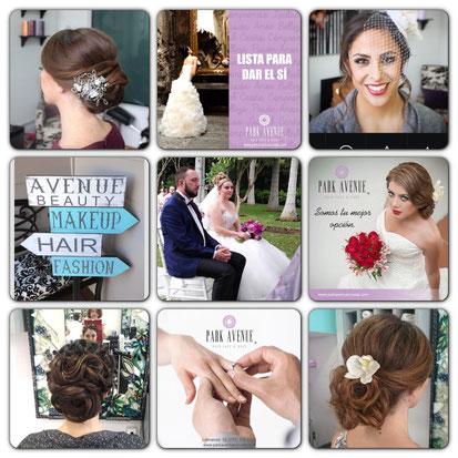 Peinados para tu boda en Cuernavaca
