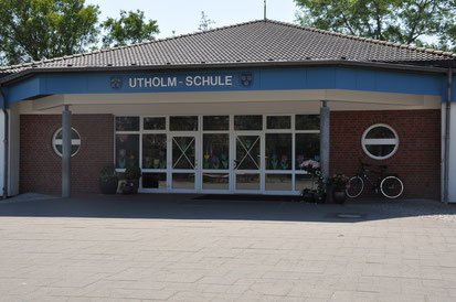 Utholm-Schule Front