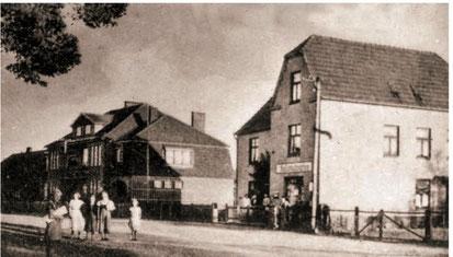 Любек (Lübeck), 1944