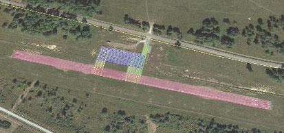 Auscultation des chaussées par Aquitaine Radar