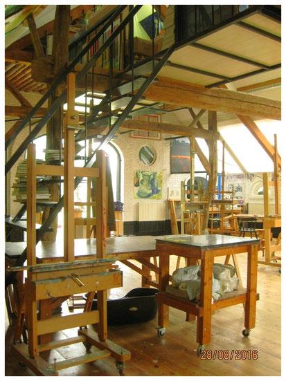 schilderlessen, bedrijfsuitjes, workshops in stedendriehoek Zutphen-Deventer-Apeldoorn