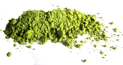 Matcha Tee reich an Vitaminen, Mineralien und Spurenelemten