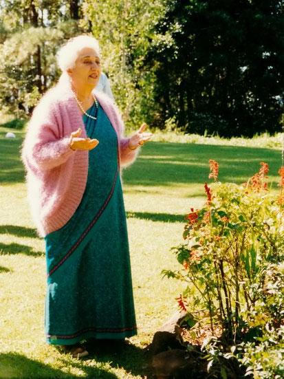 Katie at Avatar's Abode, Queensland, Australia