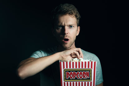 Popup statt Popcorn - das war nicht nett!