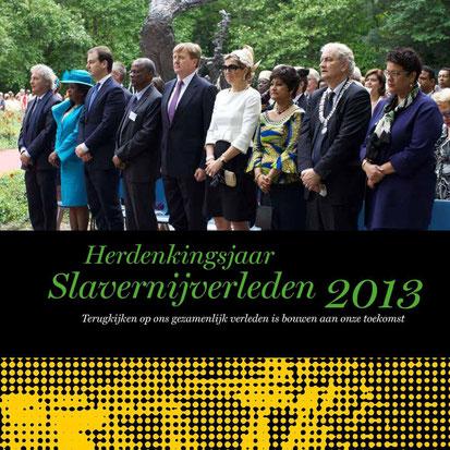 Jaarverslag Herdenking Afschaffing Slavernij i.o.v. gemeente Amsterdam