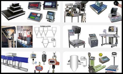 Pesaje Industrial y de laboratorio