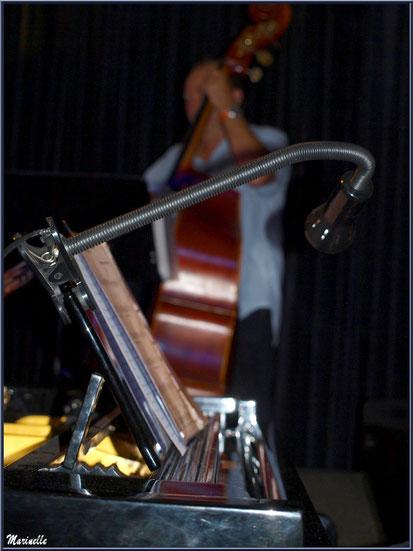Solitude musicale du piano, concert Caroline Grossot au Baryton à Lanton le 12 septembre 2015