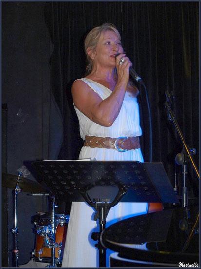 Caroline Grossot, concert au Baryton à Lanton le 12 septembre 2015
