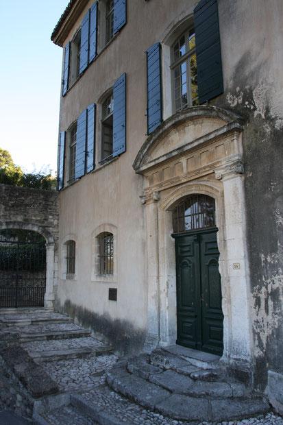 Bild: Haus Dora Maar Ménerbes, Luberon