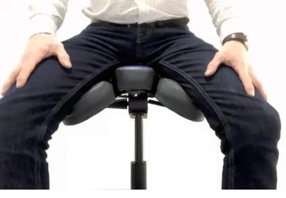 siège + selle dentaire ergonomique et dynamique