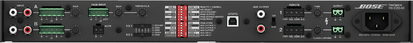 bose iza 2120hz, amplificador para instalaciones