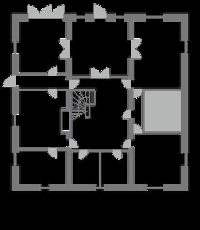 Grundriss Untergeschoss Theater im Zimmer Hamburg