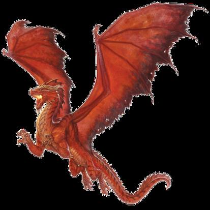 Le dragon est une créature légendaire, apparaissant généralement sous l'aspect effrayant d'un gigantesque reptile aux pattes armées de griffes, aux ailes déployées, et pourvu d'une queue de serpent. Le mot « dragon » apparaît 15 fois dans la Bible, Satan.
