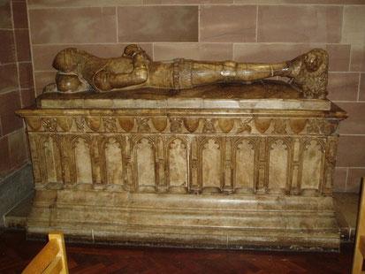 Sir John de Bermingham c1380
