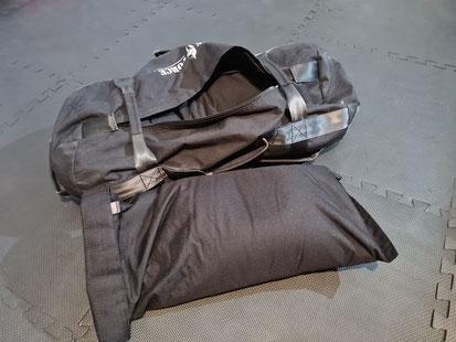 SC Int''l - Street Combatives - Cross-Combat-Training - Sandbag Training for Combatives