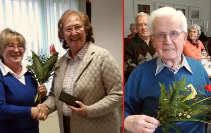 Danke an Irmgard Löffler und Heinz Fehringer!
