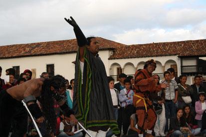 Fotografía: Arledy Moreno. Tunja. 2013
