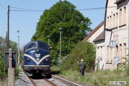Bahnhof Weferlingen Zuckerfabrik