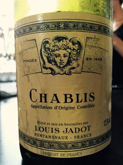 Louis Jadot, Chablis, 2013