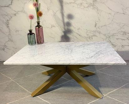 Bianco Carrara marmer exclusieve tafel