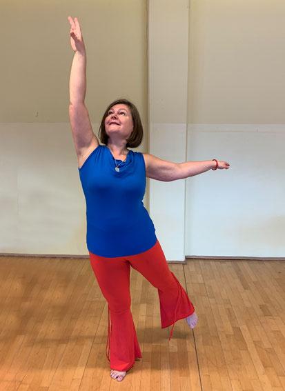 Sabine Hentschel - Nia Blue Belt Teacher