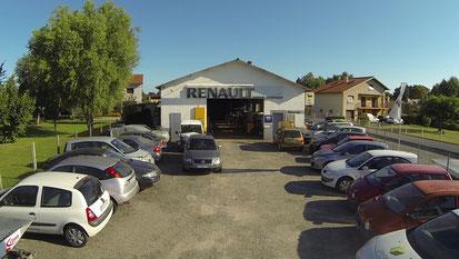 L 39 histoire du garage sandaran agent reanult montr jeau for Garage renault saint gaudens