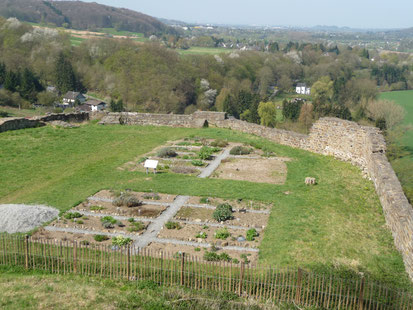 Der Garten im Jahr 2008 (Foto: J. Oppermann)