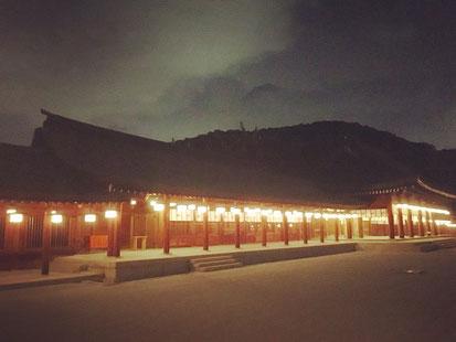 Shrine in Kashihara of the first Emperor JINMU Kashihara-Jingu Shrin indigenous clan Imanishi Family Tochiagatanushi clan